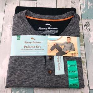 Island Sleepwear Pajama Set Men's XL NWT